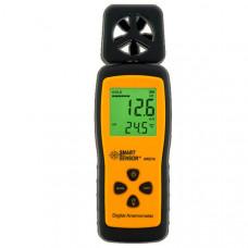 Портативный термоанемометр AR216