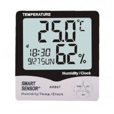 Настольный влагомер-термометр AR807