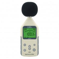 Цифровой шумомер AR814