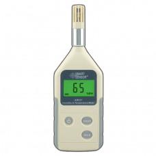 Цифровой влагомер c термометром AR827