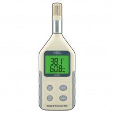 Цифровой влагомер c термометром AR837